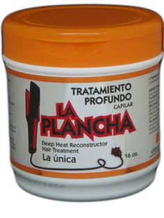 For the curly and coarse-haired chicas, this Dominican heat treatment didn't get it's name by accident. It's works great to get silky, straight hair, so you can hopefully ditch la plancha. $7.49, Amazon.com
