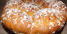 nous Hamburger, Biscuits, Brunch, Cooking Recipes, Bread, Brioche Express, Cake, Coconut Brownies, Sweets