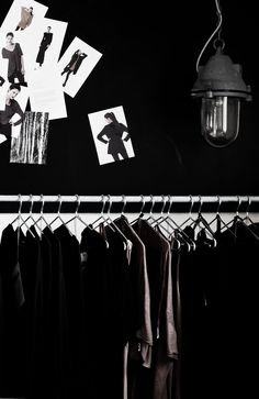 #loft style #black