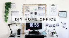 3 Projetos DIY para o seu Home Office | Marina Araújo