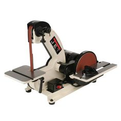 JET J-4002 1-Inch by 42-Inch Bench Belt and Disc Sander