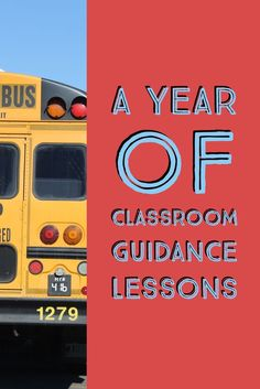 A year of character education classroom guidance lessons at the elementary level