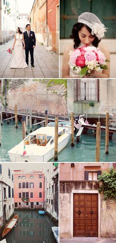 I want to photograph a wedding in Venice... or anywhere in Italy, for that matter.