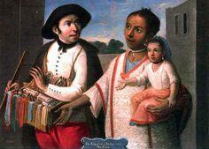 Castas Racial Classifications