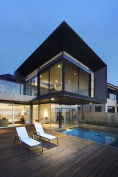 Gallery - Zenibaker Architects P/L - Bookmarc, au