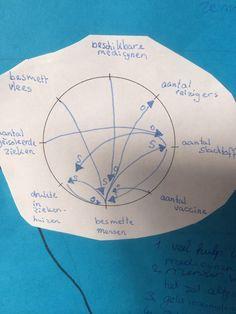 Relatiecirkel in groep 7/8 #systeemdenken