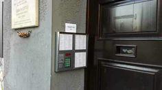 DP3000 165 lakásos kaputelefon beépitett beléptetővel.