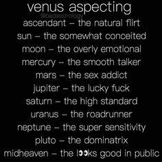 Asc, Mars, Jupiter, Uranus, Neptune, Pluto.