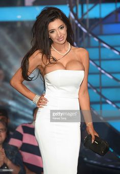 Chloe Khan is the third housemate evicted from Celebrity Big Brother 2016  at Elstree Studios on