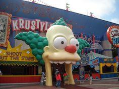 Themepark attractie: The Simpsons Ride, Universal Studios – Orlando, Florida #miquellisamerikablog