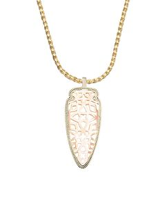 Sienna Pendant Necklace in Rose Gold - Kendra Scott Jewelry