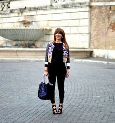Don't Call Me Fashion Blogger!: Piazza del Popolo a Roma