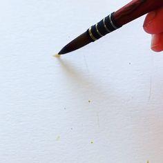 Watercolor Beginner, Watercolor Art Lessons, Watercolor Painting Techniques, Watercolor Cards, Watercolor Paintings, Watercolours, Watercolor Flowers Tutorial, Watercolour Tutorials, Guache