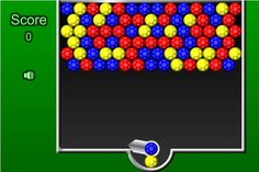 The bouncing balls game is an exciting 3 in a row game, which will keep you playing for hours.