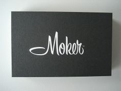 The tasteful thickness of it by Moker Ontwerp, via Flickr