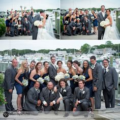 Wedding at The Flying Bridge :: Photos by Alicia Petitti Photography © Alicia Petitti Photography