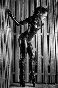 Spandex catsuit erotic fiction