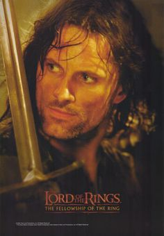 Lord of the Rings: The Fellowship of the Ring. Aragorn
