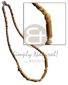 Tropical 2 Coco Heishe Tiger With Bamboo And Surfer Necklace sustainable surfers fashion jewelry. Seashell Necklace, Beaded Necklace, Beaded Bracelets, Shell Jewelry, Shell Necklaces, Collar Tribal, Corporate Giveaways, Fashion Accessories, Fashion Jewelry