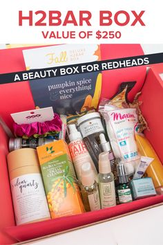 Beauty Box Subscriptions, Natural Redhead, Take My Money, Red Heads, Shut Up, Beauty Skin, Hair And Nails, Cleanser, Body Care