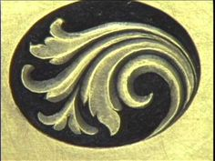 Hand engraving - Successful Jewelry Engraving by Sam Alfano