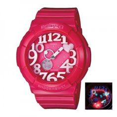 Casio Baby-G  Neon Dial - Series (July Model Casio Watch   (Women Watch) 0d085e4db6