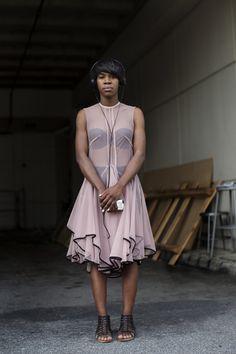 On the Street…At SCAD, Atlanta « The Sartorialist