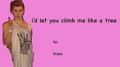 That should be sent personally to Luke