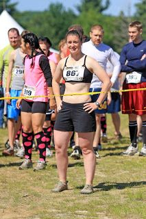 Day 78… Cotton Stay Away  - The Female Resource for Obstacle Course Racing and Endurance Endeavors