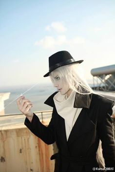 --Gin cosplay--