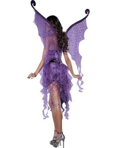 Naughty Nymph Fairy Adult Womens Costume