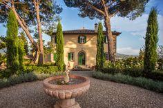 Sob o Sol de Toscana