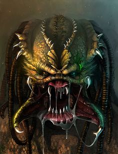 Predator 2012 by Kostya-PingWIN on DeviantArt