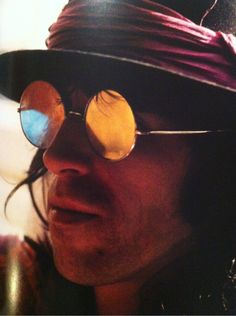 A very cool shot of a 70's vintage Keith Richards of The Rolling Stones