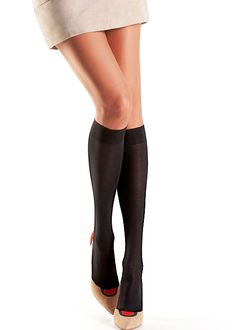 Oroblu Doreen Natural Fibres Knee Highs