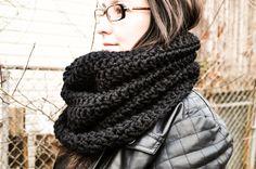 Hawthorn Crochet Cowl by courtneyannabanana on Etsy, $40.00