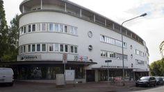 "Ernst May's ""Rundling"" in the Römerstadt neighborhood of Frankfurt"