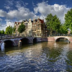 Keizersgracht, Amsterdam, Netherlands.