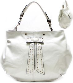 RAQT8130WHT ( Purse and Bag ) - Wholesale Jewelry at great value!