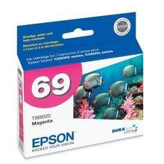 69 Magenta Ink Cartridge