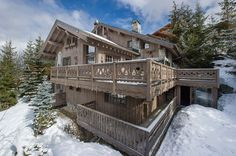 Chalet Colorado (Méribel, French Alps) #cimalpes