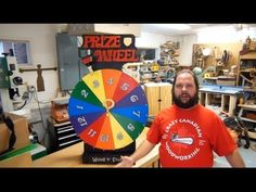 How to Make a Prize Wheel (with Pictures) - wikiHow