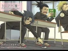 For Naruto High School Never Ends