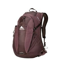 Gregory Women's Maya 22 Backpack, Ink Black, One Size by Gregory. Save 26 Off!. $87.70. The Gregory Maya 22 is the perfect lightweight pack for a long day out on the trail. The women's specific design will fit you comfortably and aero mesh on the backpanel, harnesses and waistbelt ventilate to help keep you cool and dry, Day trippers will appreciate the large colume of the main compartment for carrying everything from extra layers to lunch to flip flops for resting your toes when you