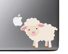 lamb decal – Etsy CA