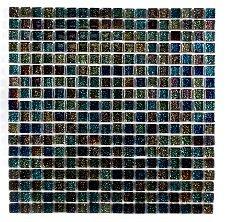 Chromatic Harlequin 15x15mm Mosaic