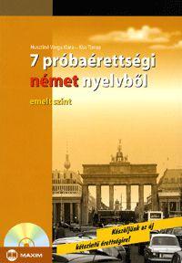 Kiss Tímea - Husztiné Varga Klára: Plusz 7 próbaérettségi német nyelvből - Középszint című könyvet ajánljuk azoknak a COLUMBUS NYELVSTÚDIÓBAN tanulóknak, akik középszintű érettségire való felkészítést szeretnének német nyelvből. Taj Mahal, Books, Movies, Movie Posters, Travel, Libros, Viajes, Films, Book