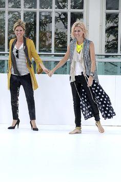 Sass & Bide designers Sarah-Jane Clarke and Heidi Middleton Star Fashion, Fashion Beauty, Womens Fashion, Sass And Bide, Style Icons, Amazing Women, What To Wear, Style Me, Fashion Photography