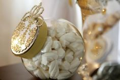 Prince party CANDY JARS
