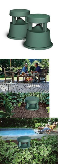 Home Speakers and Subwoofers: Bose Free Space 51 Outdoor In-Ground Speakers (Green) Pair New -> BUY IT NOW ONLY: $419.99 on eBay!